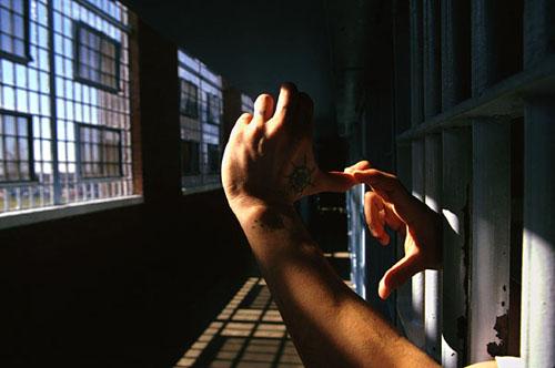 prison tattoos gang sign