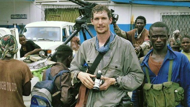 Tim Hetherington to speak at HOST