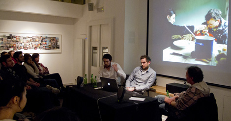 Talk with Guy Martin and Ivor Prickett