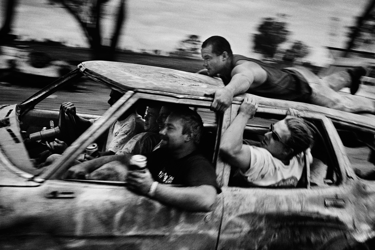 trent parke Photographer trent parke was just 13-years-old when he watched his mother die the newcastle boy locked away all memories of his childhood now he is showcasing his memories to the world.