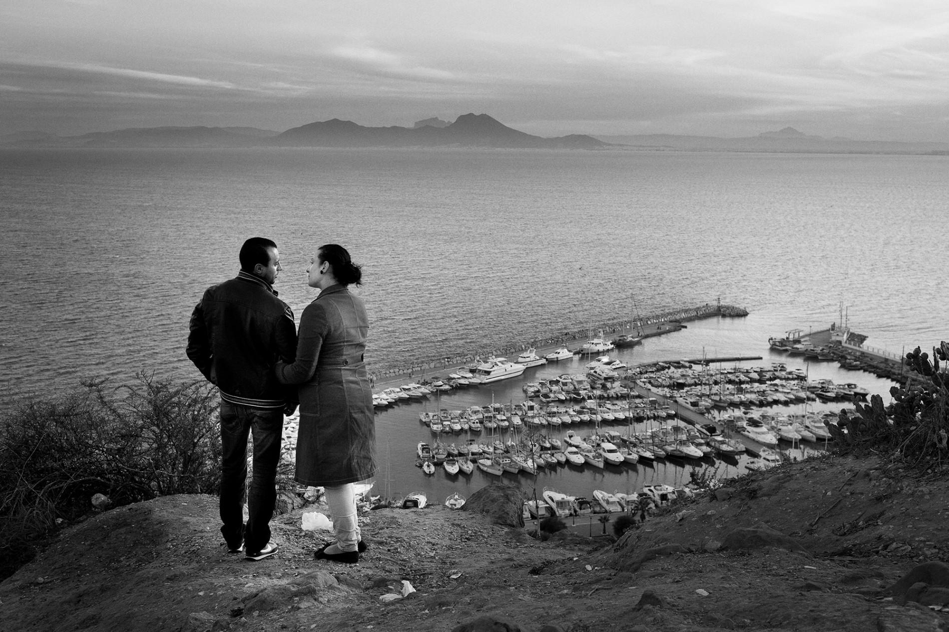 Post-Revolution Tunisia by Tom Szustek