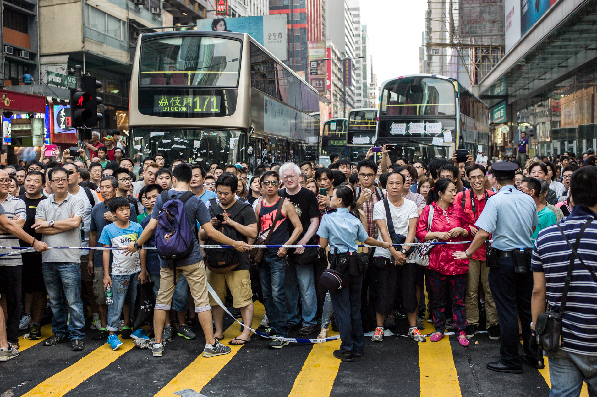 #OccupyHongKong by Aksel Coruh on Foto8